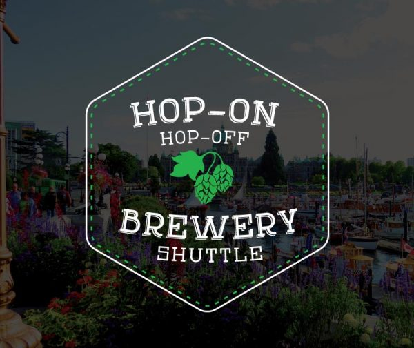 Hop on Brewery Shuttle
